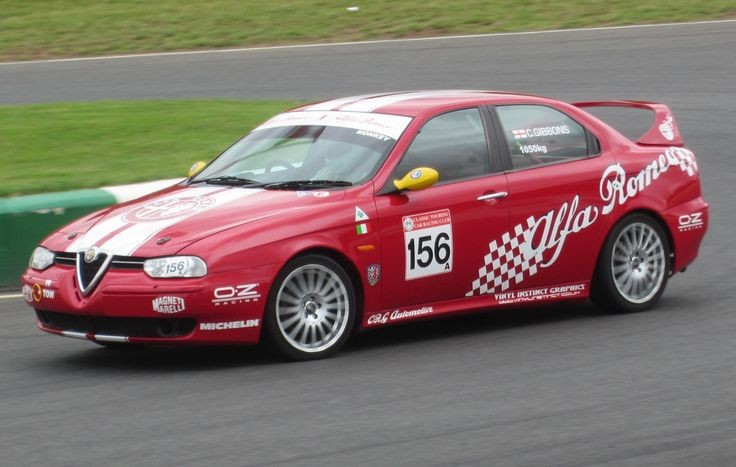 Alfa Romeo 156   (Class A)