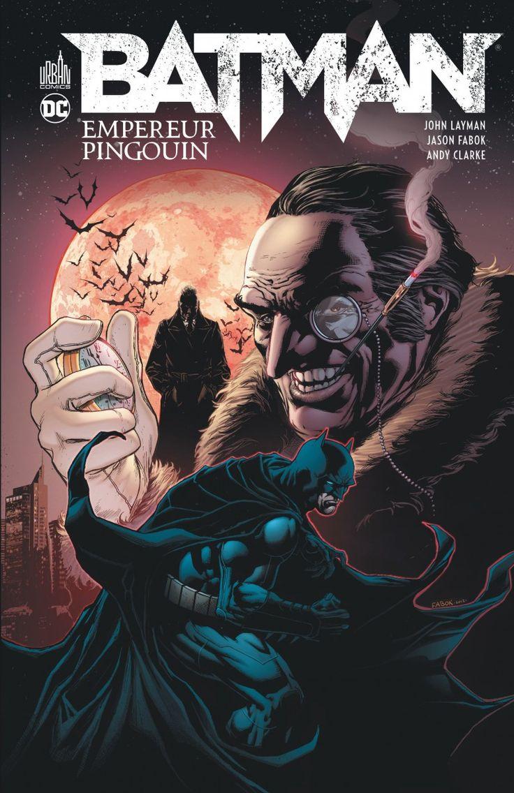 Batman Empereur Pingouin – 03.02.2017 // Non content d'être craint de tous, Oswald Cobblepot, dit le Pingouin, souhaite inverser la balance et réussir à se faire aimer de Gotham. Mais même le meilleur plan peut mal tourner... surtout quand le Joker s'en mêle, ou quand un nouveau-venu, qui se fait appeler Pingouin Empereur, s'apprête à prendre la tête de la pègre, et mettre à mal aussi bien Batman que Cobblepot... Contenu : Detective Comics: Emperor Penguin (Detective Comics 13-18) #urban…