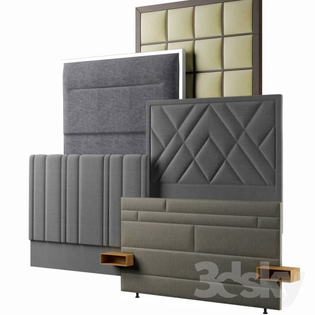 Bed Headboard Design Image Mario Stoica Dsky Pickings Modern Bedroom Interior Back