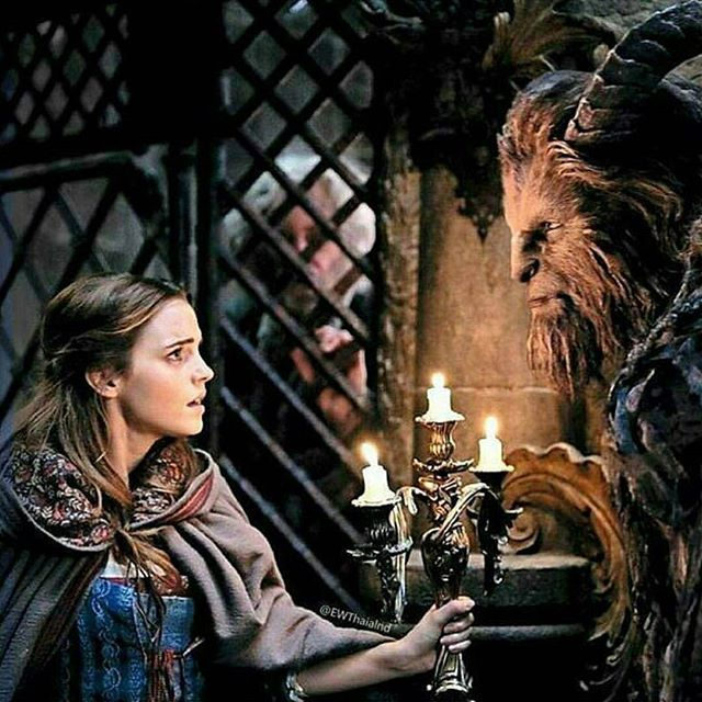 flirting quotes about beauty and the beast castle rock