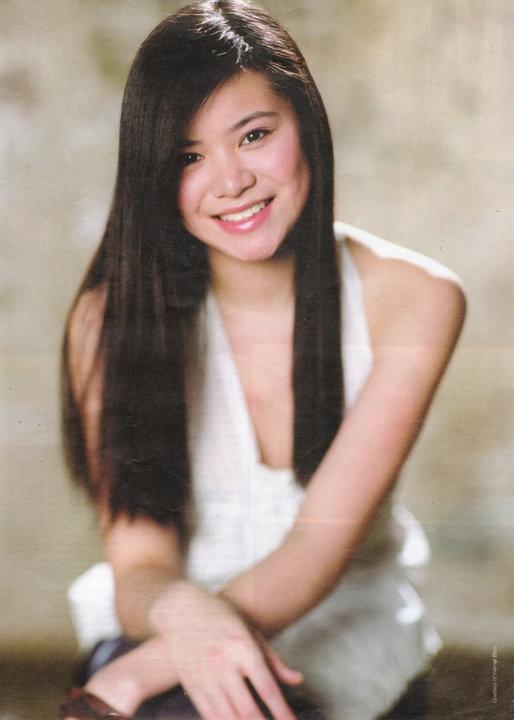 Katie Leung (Cho Chang at Harry Potter)