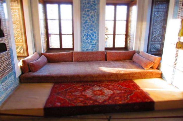 Arredamento in stile arabo - Arredamento in stile turco