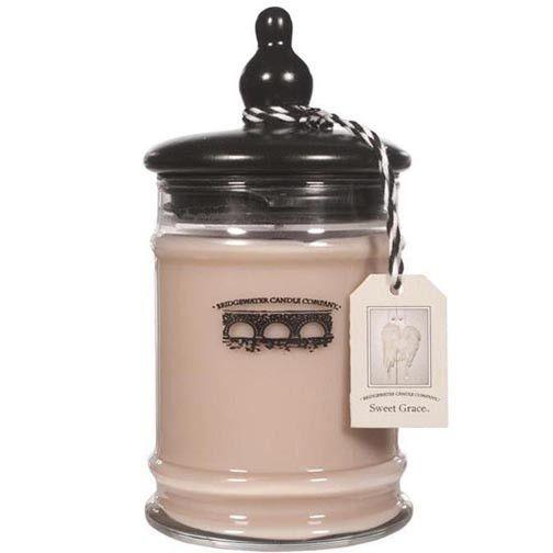 Bridgewater Candle 8 Oz. Jar - Sweet Grace