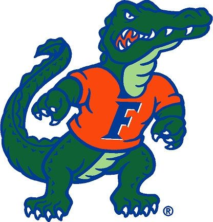 Florida Gators Decals by WickedSkinz on Etsy