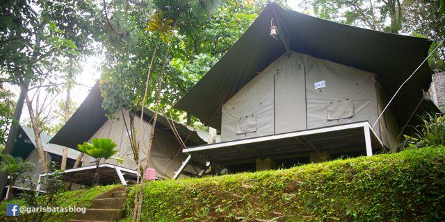 Gunung Geulis Campsite Penginapan Dengan Konsep Outdoor Living