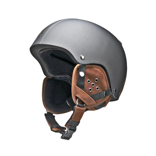 Why can't someone make a MOTORCYCLE helmet this simple & attractive?? *Capalina Ski/Snowboarding Helmet*