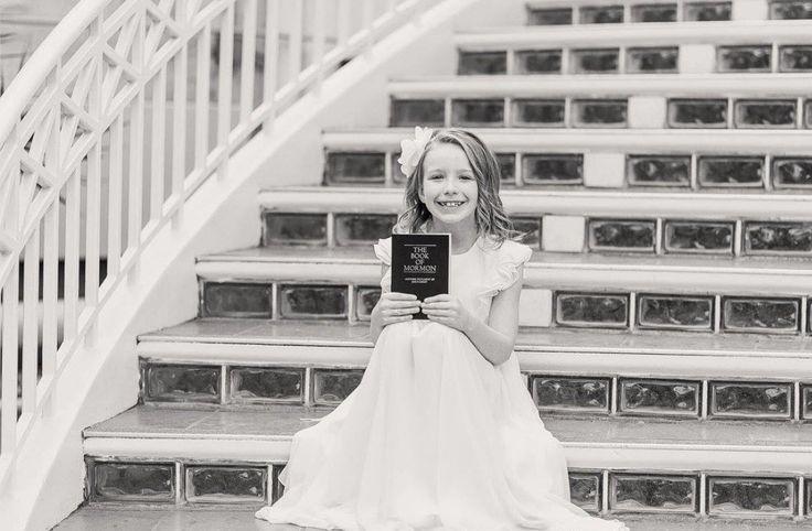 Mejores 11 imágenes de LDS Girl Baptism Photos en Pinterest ...