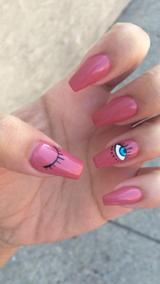 25+ unique Ballerina nails ideas on Pinterest   Ballerina ...
