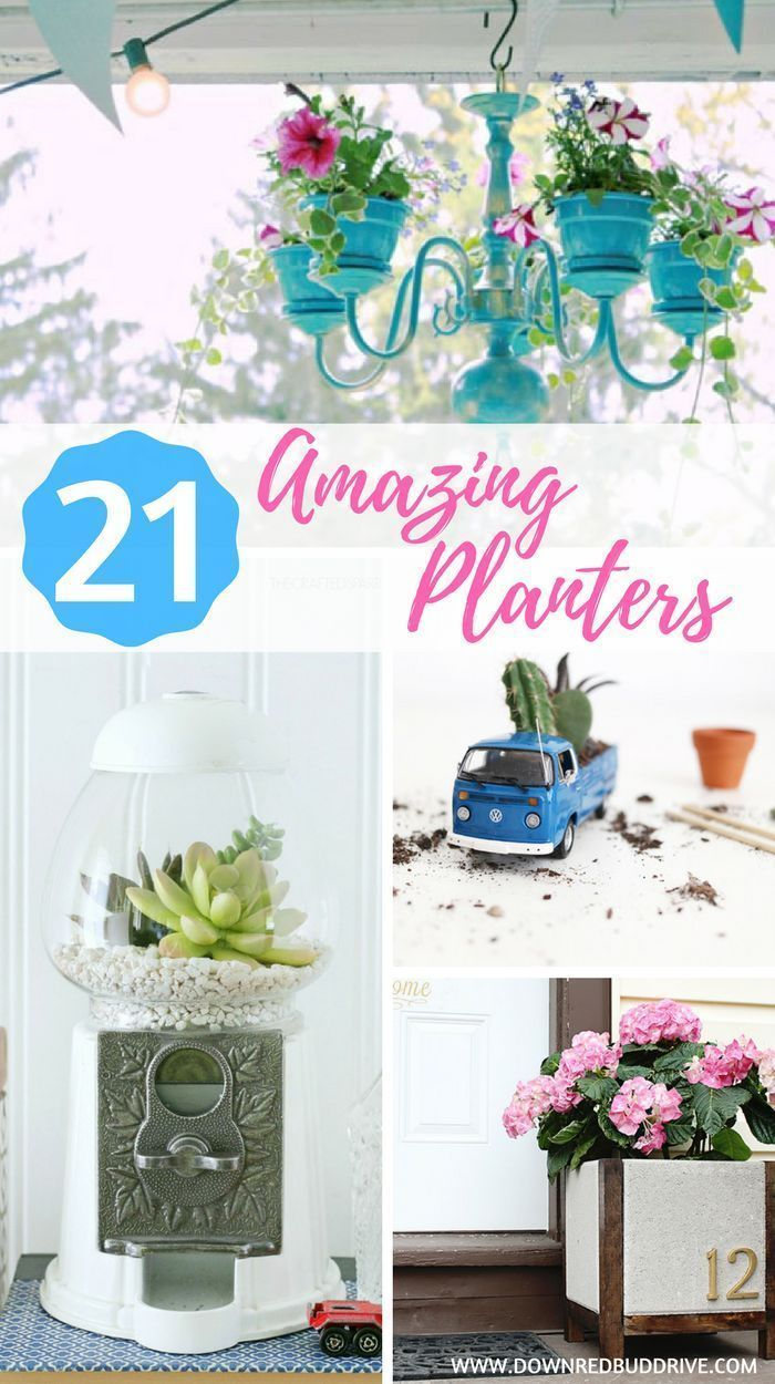 21 amazing planters planters amazing planters unique plant pots gardening potted