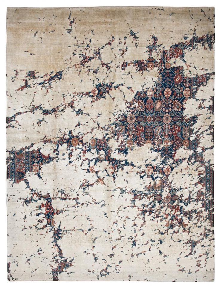 Handgeknüpfte Teppiche von Jan Kath | Designerteppiche