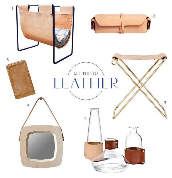 All things leather