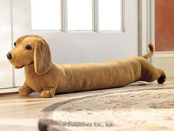 75 best draft stoppers images on pinterest draft stopper draught excluders and doors - Dog door blocker ...