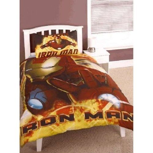 Marvel Bedding