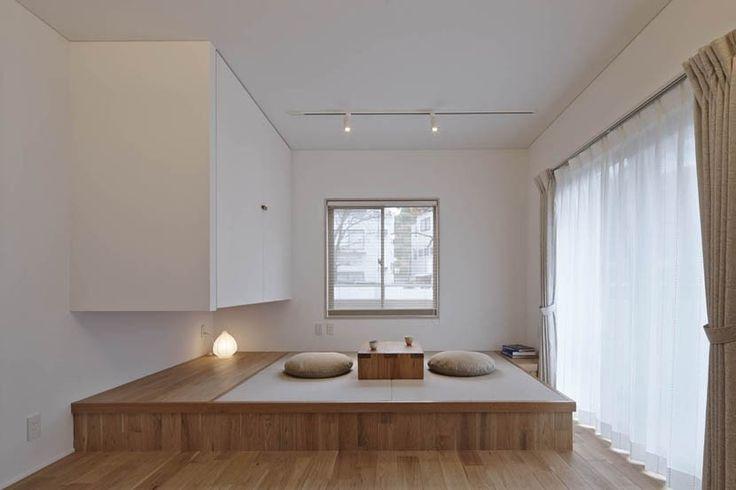 魅力満載!小上がりの畳スペース事例画像集|SUVACO(スバコ)