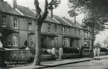Westbury Avenue, Combe Down c.1920s