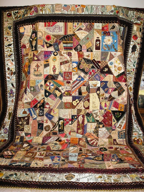 Beehive of Industry Quilt
