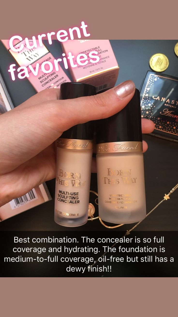 Born This Way Super Coverage Concealer by Too Faced – Review & Swatches – Mademoiselle O & # 39; Lantern