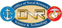 Office of Naval Research - | Bill Nye reacted excitedly when Chief of Naval Research Nevin Carr offered him an Office of Naval Research pocket protector.