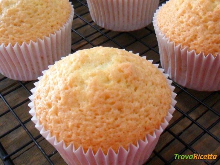 Cupcake alla Vaniglia  #ricette #food #recipes