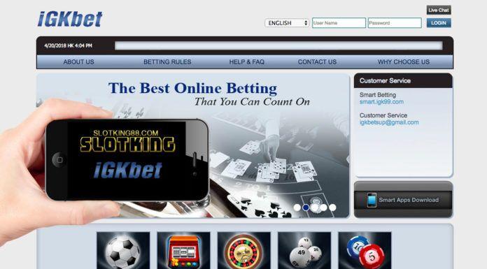 Igkbet Sports Igkbet Casino Igkbet Odds Mainan
