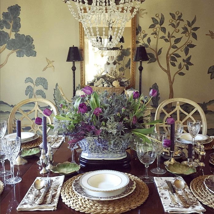 211 best gorgeous table settings images on Pinterest | Table ...