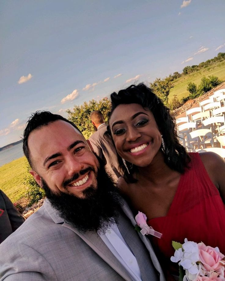 darkerberry00 - My hannnnnnndsome husband and beautiful daughter❤️. #felixwedding17 #blessed #loved #felixwedding716 #newlyweds #feelsrightthistimearound #mr&mrs #dallastx #excited #interracialcouple #interracialdating http://interracial-dating-sites.com
