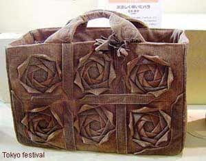Dublirin-Шьем сами- Объемная роза