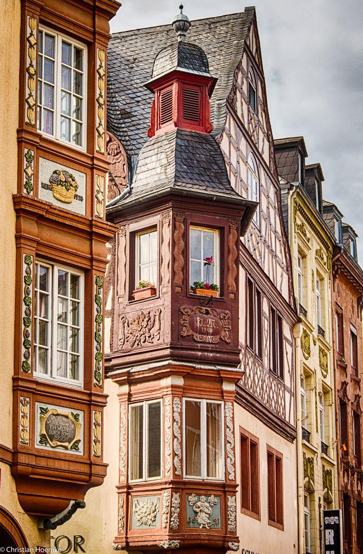 Oldtown Koblenz, Germany