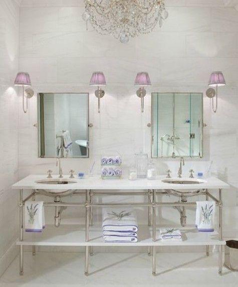 Beau ComfyDwelling.com » Blog Archive » 70 Subtle And Refined Feminine Bathroom  Decor Ideas