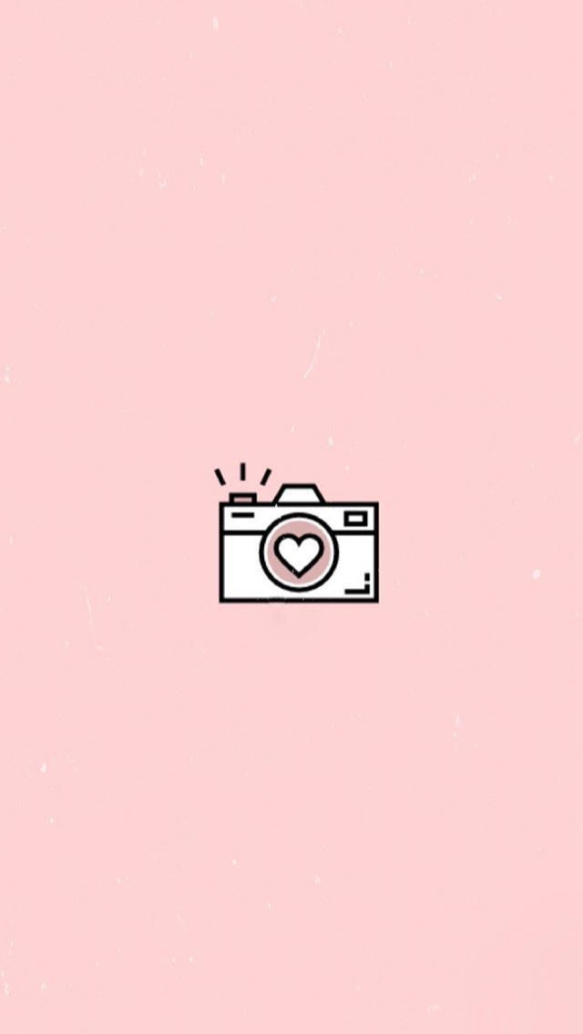 Pin By Iqa Flicka On Inspire Creative Pink Instagram Instagram Highlight Icons Iphone Wallpaper