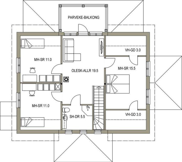 carolina 165 country h user und grundrisse pinterest. Black Bedroom Furniture Sets. Home Design Ideas