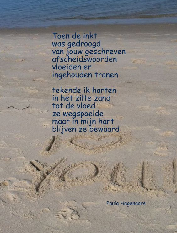 Toen de inkt was gedroogd van jouw geschreven afscheidswoorden........ • Linda ♡ Forever 28 •