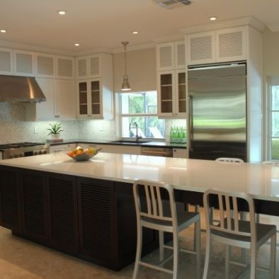 17 Best Images About Kitchen Island On Pinterest Countertops Long Narrow Kitchen And Cabinets