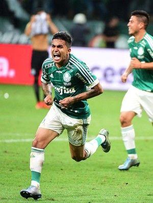 Palmeiras x Santos Dudu