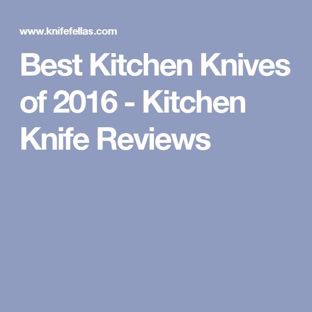 Best Kitchen Knives of 2016 - Kitchen Knife Reviews