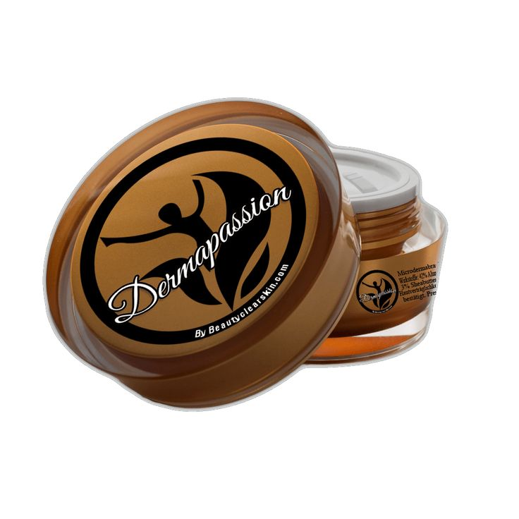 Dermapassion - Microdermabrasions creme - High Quality Product