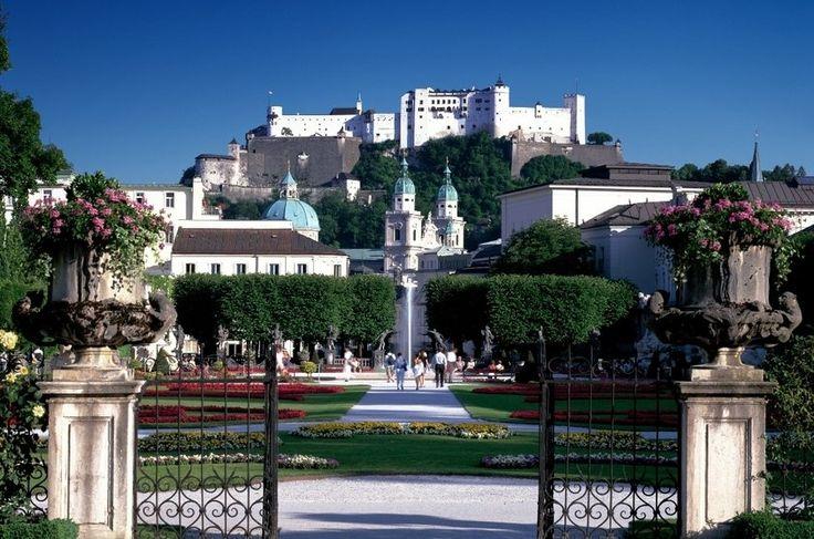 Schloss Mirabel, Salzburgo, Áustria