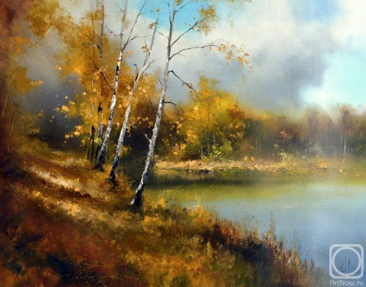 Медведев Игорь. Осенние кружева