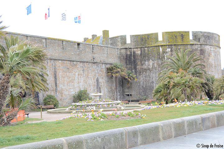 remparts de Saint-Malo