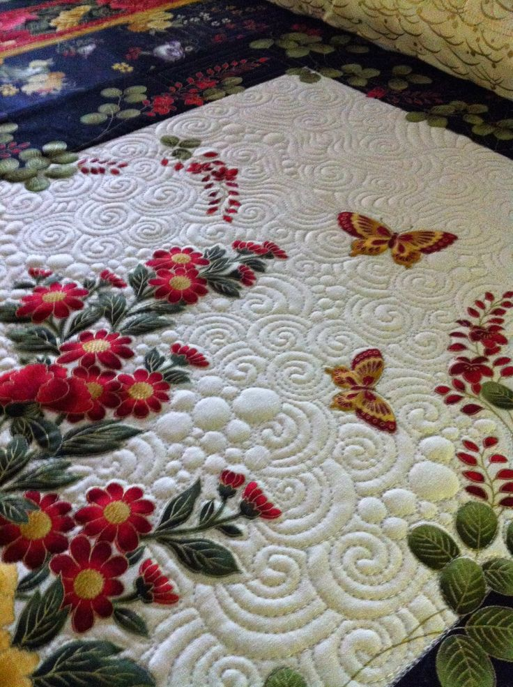 Cleaning was inevitable. It had to happen....                I rarely custom quilt for customers anymore but I have a few ladies who have b...