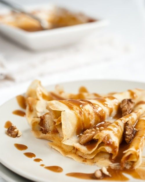 Argentina crepes (panqueques)