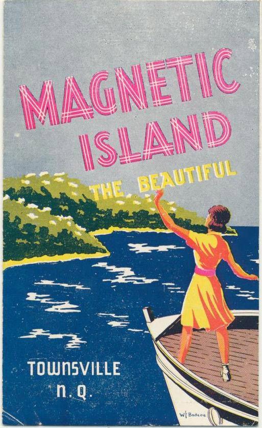 Magnetic Island the beautiful, c1950