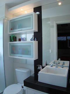 Casa e Reforma: O banheiro pequeno - o que ja comprei e varias ideias