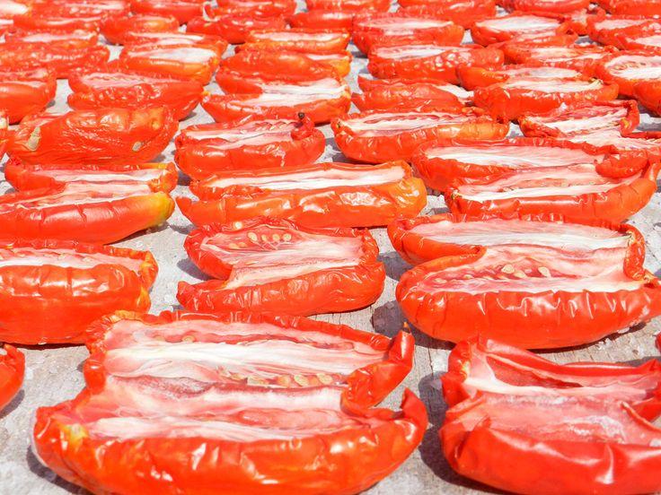 pomodori secchi #ricettedisardegna #sardegna #sardinia #food #recipe
