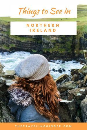 Are you planning a trip to Ireland and Northern Ireland? Check out this guide to all the things to do in Northern Ireland. It includes a google map to make your Northern Ireland itinerary. Pin this for all the top sights in Northern Ireland, including the Dark Hedges, Belfast, Giant's Causeway and Game of Thrones Filming Locations. #ireland #northernireland #gameofthrones #irelandtravel