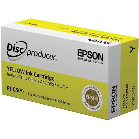 PJIC5 Y Epson PP100 Yellow Ink Cartridge