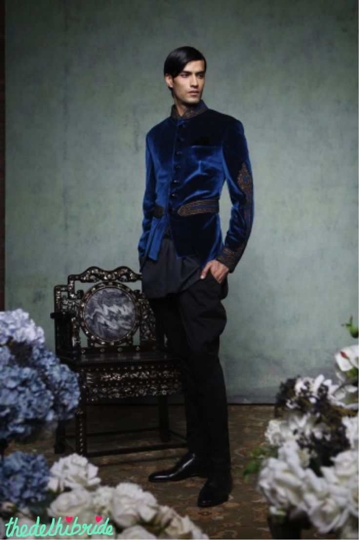 Tarun Tahiliani Couture Exposition 2013 Menswear couture 1 | thedelhibride Indian Weddings blog