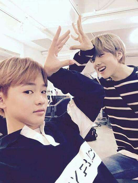 NCT DREAM-Chenle with Jisung