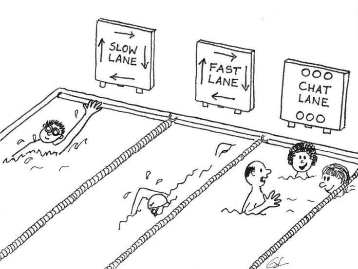 Are your lanes divided like this? Which lane are you in?