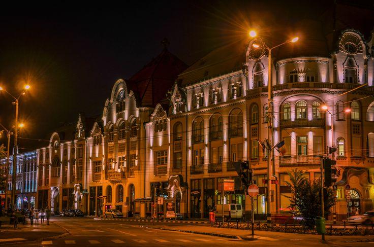 Black Eagle, Oradea